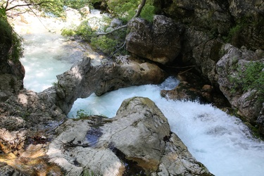 Nemčlja, natural bridge
