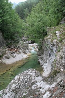Učja river