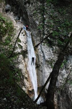 Sušec canyon
