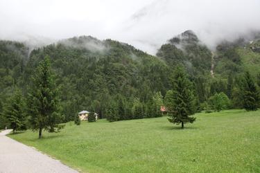 Lepena valley