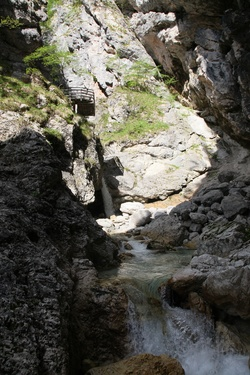 Mlinarica gorge